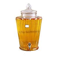 Bình Ngâm Rượu Thủy Tinh Trái Khế 8897 (8.5 Lít)
