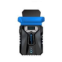 Quạt Tản Nhiệt Trích Xuất Không Khí COOLCOLD K29 Điều Khiển Nhiệt Độ Thông Minh Cho Laptop - Đen