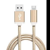 Cáp Sạc Micro/USB Bọc Dù Ibesky Chính Hãng