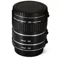 Ống Macro mở Rộng cho máy ảnh Canon EOS- Tự Động Lấy Nét- Hàng nhập khẩu