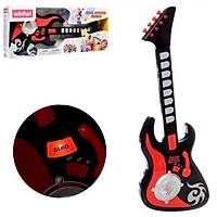 Đồ chơi âm nhạc cho bé Đàn guitar vui nhộn Rock & Roll WINFUN 2054A - bé tập làm nhạc sỹ - phát triển năng khiếu âm nhạc - BPA free