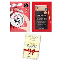 Bộ Sách Nội Tình Của Ngoại Tình + Này Cô Gái, Thức Tỉnh Đi! (Bộ 2 Cuốn) - Tặng Kèm Sách: Yêu Đi Đừng Sợ