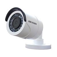 Camera HDTVI 2MP Hikvision DS-2CE16D0T-IRE - HÀNG CHÍNH HÃNG 100% - CẤP NGUỒN (PoC)