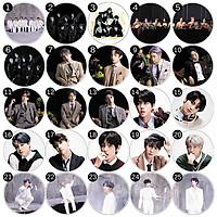 Huy hiệu BTS Map of the Soul 7 cực đẹp