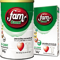 Sữa Fam CANXI 900gr