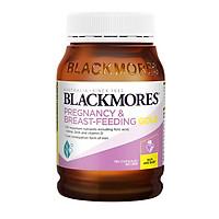 Vitamin bầu bú Blackmores Pregnancy & Breastfeeding Gold mẫu mới 180 viên chính hãng Úc