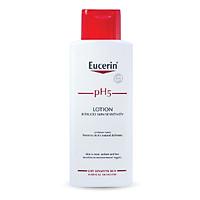 Sữa Dưỡng Thể Cho Da Nhạy Cảm Eucerin pH5 Skin Protection Lotion (250 ml) (Không Mùi)