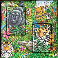 Bật lửa Zippo 49347 – Zippo Mysteries Of The Forest 25th Anniversary Collectible Set