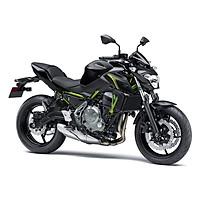 Xe Moto Kawasaki Z650 ABS - Đen