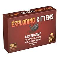 Trò Chơi Boardgames Mèo Nổ (7+)