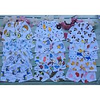 Quần chục đùi cotton giấy cho bé trai/bé gái ( HÀNG ĐẸP LOẠI 1, FORM TO)