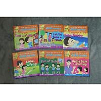 Tập Đọc Tiếng Anh Cho Trẻ Em Combo 6 quyển