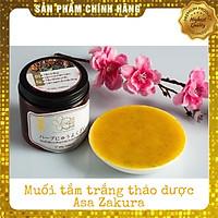 Muối tắm trắng thảo dược Asa-Zakura