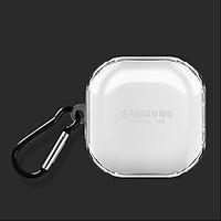 Ốp Bao Case Trong Suốt bảo vệ cho Samsung Galaxy Buds Live