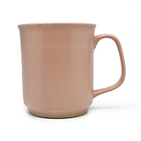 Cốc cà phê lớn  Đông Gia -men hồng 13  lấm tấm