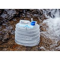 Can nhựa PE đựng nước cao cấp gập gọn tiện lợi cho các hoạt động và an toàn sức khỏe cho người sử dụng (loại 10L và 15L)