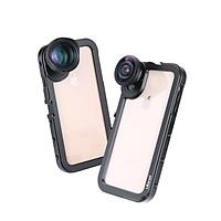 Khung cho điện thoại Smartphone dành riêng cho Iphone xs 5.8inch Video Rig/Grip FUBA3 - Hàng chính hãng