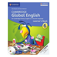 Cambridge Global English Stage 6: Learner Book with Audio CD