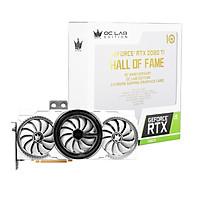 Card Màn Hình VGA Galax GeForce RTX 2080Ti HOF 10th Anniversary OC Lab Edition G-T26ZW-28IULBUC33TH-GALG - Hàng Chính Hãng