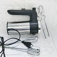 Máy đánh trứng cầm tay jubake 5 cấp độ trộn thiết kế gọn nhẹ - Máy đánh trứng cống suất 350W dùng để đánh trứng, nhào bột, làm kem