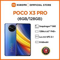 Điện thoại Xiaomi Poco X3 Pro 6GB l 128GB - Hàng chính hãng