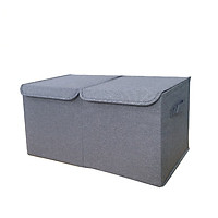 Hộp đựng đồ chia 2 ngăn - MA10 - vải Oxfort 600D, phong cách Thụy Điển bền bỉ, tiện ích