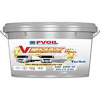 DẦU NHỚT PV OIL VDMAX PLUS TURBO 15W40/18L