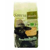 Đường mía Thái không tẩy trắng Wangkanai Organic 1kg