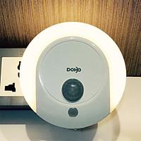 Đèn Ngủ LED Kèm Cảm Ứng Cơ Thể Thông Minh Dobo Electric Korea - Trắng