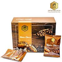[Tặng 2 Gói] Cacao Tăng Cân NALEE CHOCO Chính Hãng, Tăng Cảm Giác Thèm Ăn, Tăng Khả Năng Hấp Thu Chất Dinh Dưỡng và Ngủ Ngon Hơn
