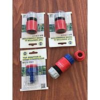Bộ 3 cút nối ống nước thông minh C-Mart Tools M0006 + M0008