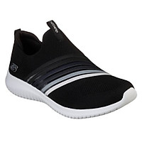 Giày Sneaker Thể Thao Nữ Skechers 13112-BKW
