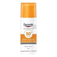 Kem Chống Nắng Eucerin Sun Serum Double Whitening SPF 50+ 50ml