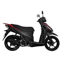 Xe Máy Suzuki Address 110cc FI 2016 (Đen Mờ)