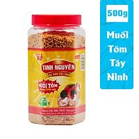 Muối Tôm Tây Ninh Tinh Nguyên (500g)