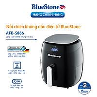 Nồi Chiên Không Dầu Điện Tử Bluestone AFB-5866 (3.5L) - Hàng Chính Hãng