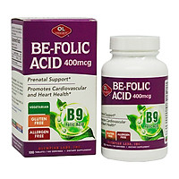 Thực phẩm chức năng Be Folic Acid - Bổ sung...
