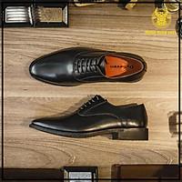 Giày Tây Nam Giày Da Nam Công Sở  CLASSIC Đẹp Theo Năm Tháng