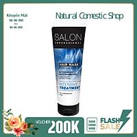 Kem ủ Salon Professional phục hồi chuyên sâu, cải thiện mái tóc hư tổn 250ml