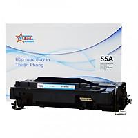 Hộp mực Thuận Phong 55A dùng cho máy in HP LJ P3015 / Canon LBP 6750 - Hàng Chính Hãng