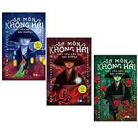 Combo trọn bộ tiểu thuyết Sa Môn Không Hải Thết Yến Bầy Quỷ Đại Đường ( Tập I,II,III)