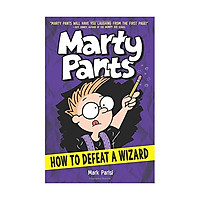 How To Defeat A Wizard: Marty Pants #3