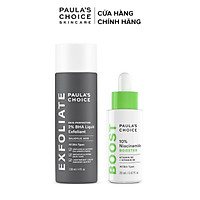 Bộ sản phẩm Paula's Choice Niacinamide và BHA kết hợp 2010.7980