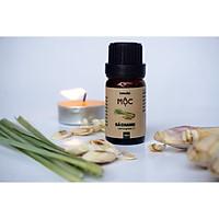 Tinh dầu sả chanh nguyên chất 10ml chất lượng cao / Đuổi muỗi, Thanh lọc không khí, Thư giãn / Tinh dầu MỘC