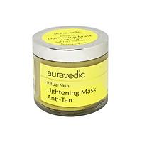 Mặt nạ sáng da Auravedic Ritual Skin Lightening Mask 100g