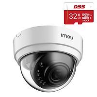 Trọn Bộ Camera IP Imou IPC-D42P 4.0MP và Thẻ Nhớ DSS 32GB - Hàng Chính Hãng