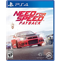 Đĩa Game Ps4: Need for speed Payback - Hàng nhập khẩu
