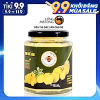 Tinh nghệ vàng Honimore nguyên chất hũ 100g - Tinh bột nghệ nguyên chất