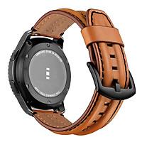 Dây Da Bò cho Galaxy Watch 3 41mm / Galaxy Watch 42 / Garmin / Ticwatch / Galaxy Watch Active 2 (Size 20mm)