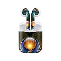 Miếng dán skin chống bẩn cho tai nghe AirPods in hình Họa tiết - HTx078 (bản không dây 1 và 2)